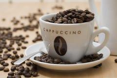 De tijd van de koffie Stock Foto's
