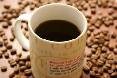 De tijd van de koffie Royalty-vrije Stock Fotografie