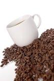 De tijd van de koffie Royalty-vrije Stock Foto