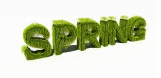 De tijd van de lente Royalty-vrije Stock Foto