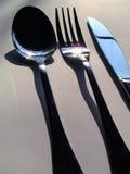 De tijd van de maaltijd Stock Fotografie