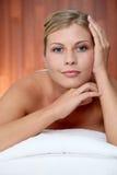 De tijd van de massage Royalty-vrije Stock Fotografie