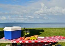 De Tijd van de picknick Royalty-vrije Stock Afbeelding
