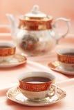 De tijd van de thee Royalty-vrije Stock Fotografie