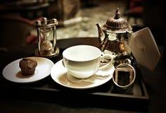 De tijd van de thee Royalty-vrije Stock Afbeelding