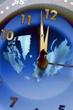 De Tijd van de wereld Stock Foto's