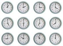 De tijd van de wereld vector illustratie