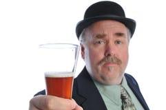 De tijd van het bier Royalty-vrije Stock Foto's