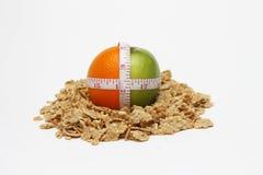 De tijd van het dieet Stock Foto's