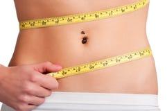 De Tijd van het dieet Stock Afbeelding