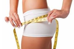 De Tijd van het dieet Stock Foto