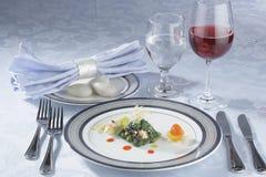 De tijd van het diner royalty-vrije stock afbeeldingen