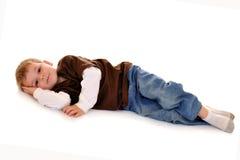 De Tijd van het dutje Stock Foto's