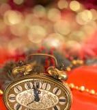 De tijd van het nieuwjaar Royalty-vrije Stock Afbeeldingen