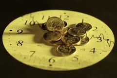De tijd van het Nieuws! Royalty-vrije Stock Foto's