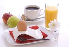 De Tijd van het ontbijt Stock Foto
