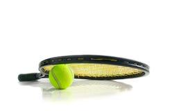De tijd van het tennis Royalty-vrije Stock Afbeelding
