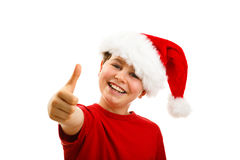 De tijd van Kerstmis - O Stock Foto's