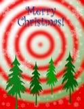 De Tijd van Kerstmis opnieuw Stock Foto