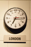 De tijd van Londen Royalty-vrije Stock Afbeelding