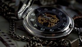 De tijd vertelt Geen Leugen royalty-vrije stock afbeelding