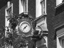 De tijd vliegt langs Royalty-vrije Stock Fotografie