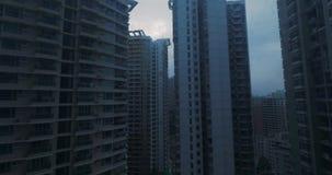 De tijdspanne van de zonsopgangtijd China stock videobeelden