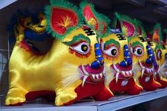 De tijger van de doek Royalty-vrije Stock Foto