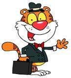 De tijger van de verkoper Royalty-vrije Stock Foto
