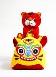 De tijgers van Doll Stock Fotografie