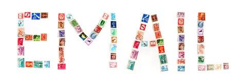 De timbre-poste toujours durée Images libres de droits