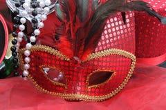 De toebehoren van Carnaval Royalty-vrije Stock Afbeeldingen