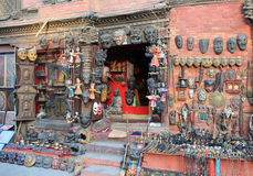 De toebehoren van Nepal Stock Afbeelding