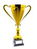 De toekenning van de winnaar royalty-vrije illustratie