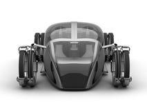 De toekomst van Conceptcar Royalty-vrije Stock Foto