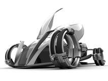 De toekomst van Conceptcar Royalty-vrije Stock Foto's