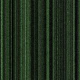 De toekomstige technologie van de matrijs - binaire codeachtergrond Stock Foto