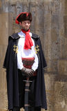 De Toeristische attractie van Zagreb/Wacht Of Honor royalty-vrije stock afbeeldingen