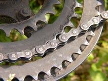 De toestellen van de fiets Stock Fotografie
