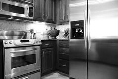 De Toestellen van de keuken Stock Afbeeldingen