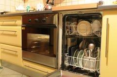 De toestellen van de keuken Stock Foto's