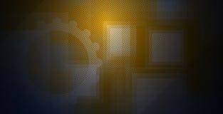 De toestellen van de machinetechnologie retro tandwielmechanisme bacground Royalty-vrije Stock Afbeelding