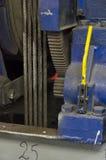 De toestellen van een liftmotor Stock Fotografie