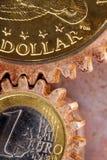 De Toestellen van het geld Royalty-vrije Stock Foto's