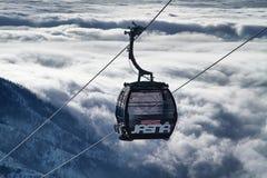 De toevlucht Jasna Slowakije Europa van de ski Royalty-vrije Stock Afbeelding