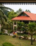 De toevlucht in pulau redang, Maleisië Royalty-vrije Stock Foto's