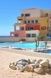 De toevlucht van Cabo San Lucas stock fotografie