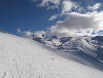 De toevlucht van de ski Royalty-vrije Stock Fotografie