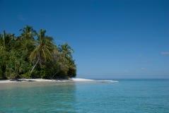 De toevlucht van het eiland Royalty-vrije Stock Fotografie
