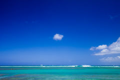 De Toevlucht van het strand stock foto's